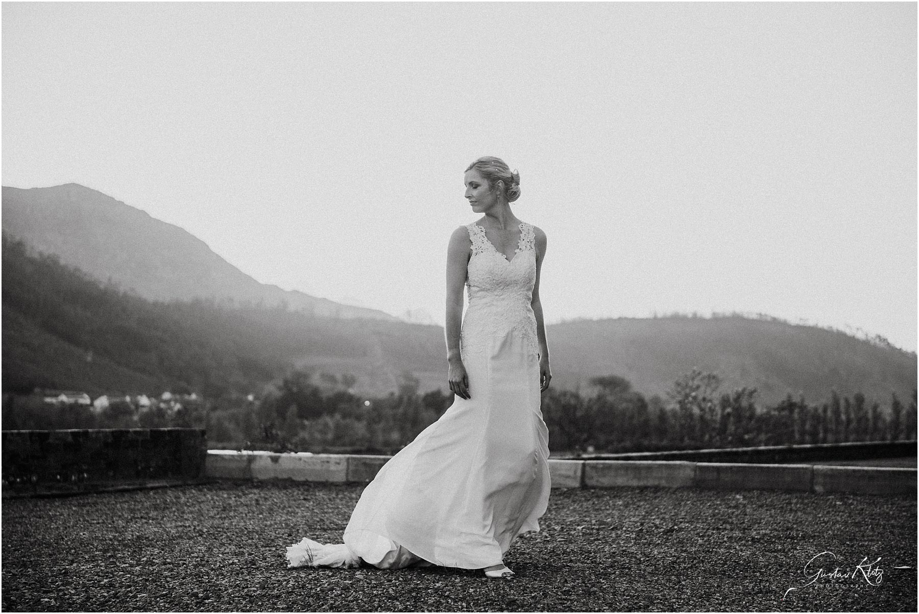 Mark & Lizelle | Franschoek Cellar