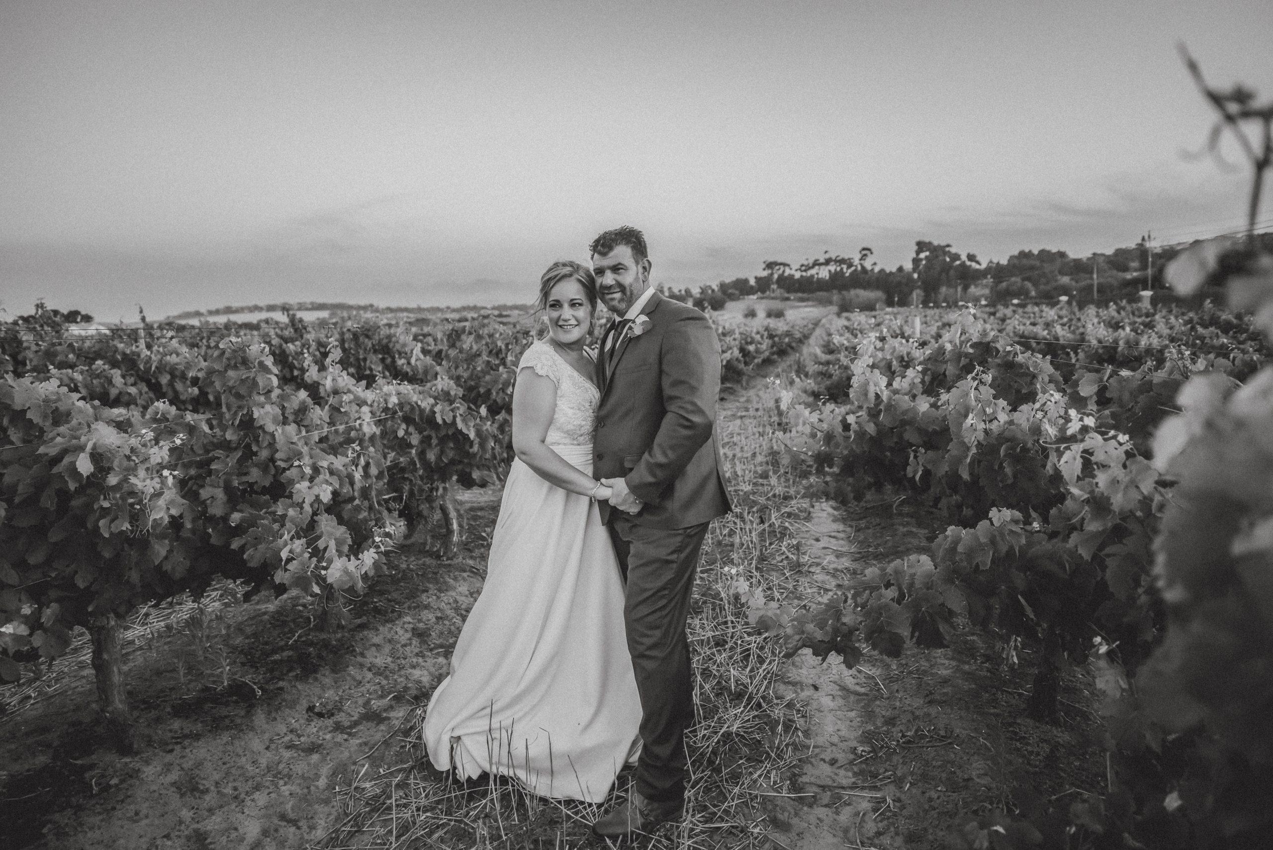 Deon & Lara | Canto Wine Estate