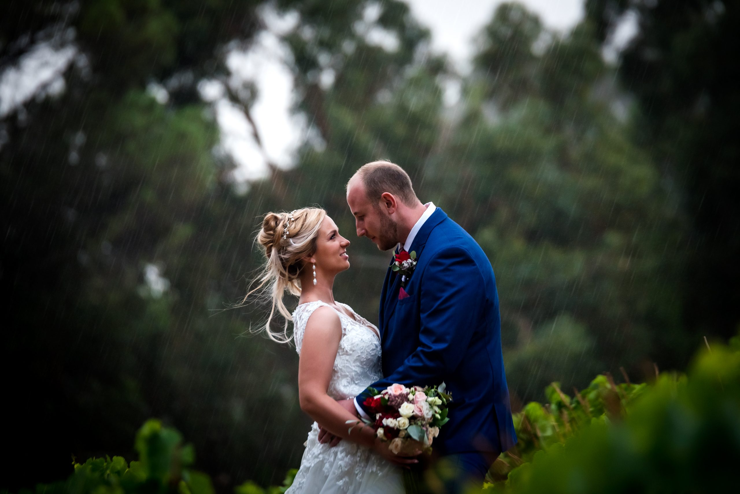 Richard & Odé | Winery Road Forest